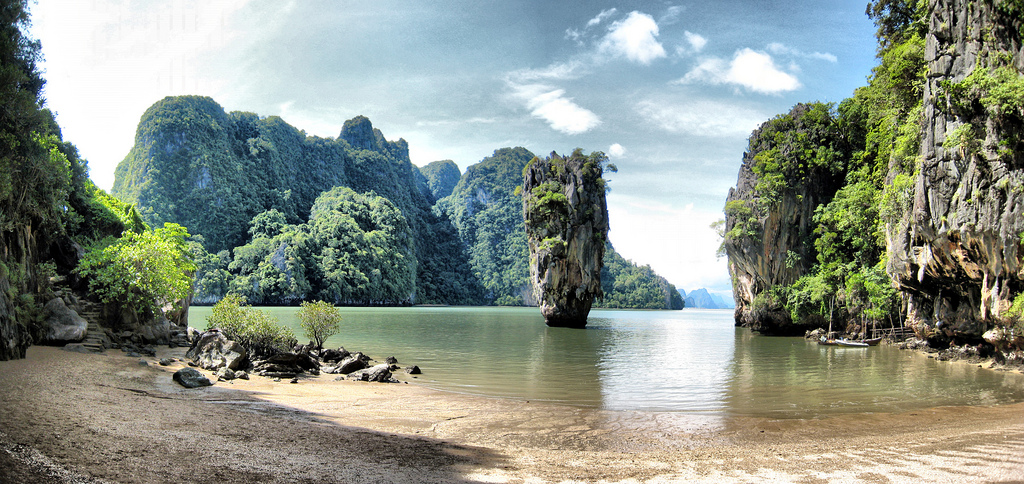 'James Bond Island' by Jo@net on Flickr