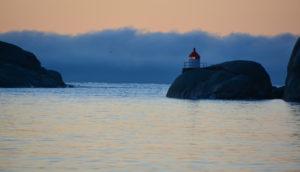 """Lighthouse in Stavern"" by lattefarsan on Flickr"
