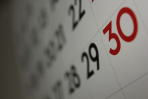 """Calendar*"" by dafnecholet on Flickr"