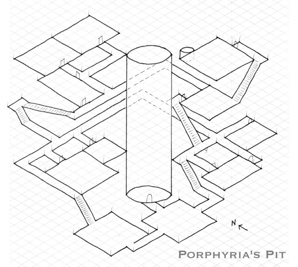Porphyria's Pit
