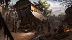 Art by tristram(?) for Diablo III
