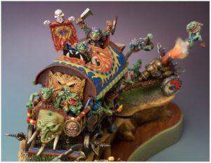 'Goblin Caravan 1991' by steve